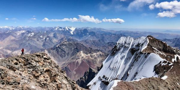 Ascension de l'Aconcagua (6962m) par les Engagés - Partie 2