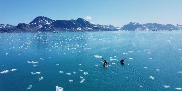 Big wall au Groenland avec Symon