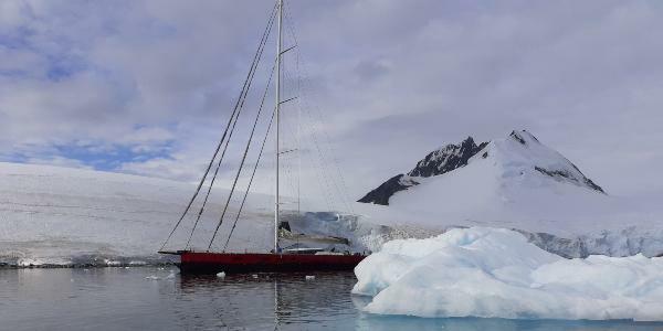 Cap sur le pôle sud
