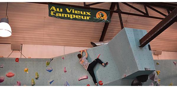Du sport en hiver ? Pourquoi pas l'escalade indoor ?