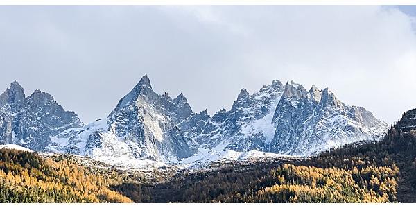 Une idée de week-end à Chamonix