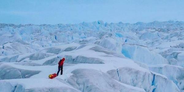 Vincent Colliard, aventurier de l'aire glaciaire