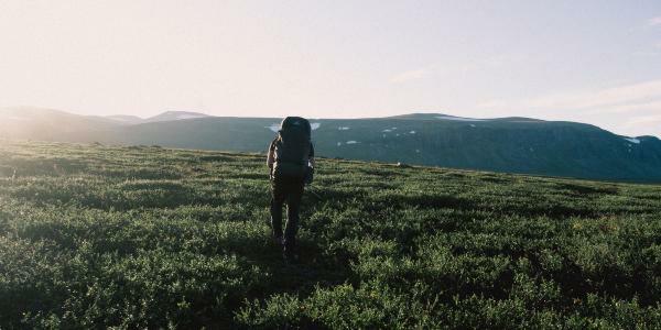 Une semaine en autonomie dans le parc le plus sauvage d'Europe