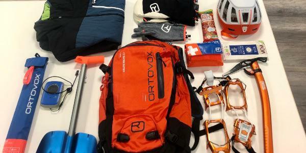 Comment faire son sac pour partir en ski de rando ?