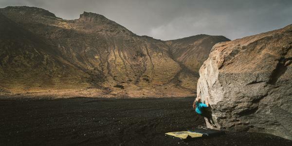 Grimpons en Islande
