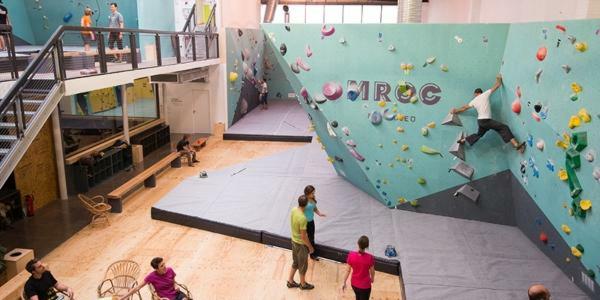 Du sport en hiver? Pourquoi pas l'escalade indoor ?
