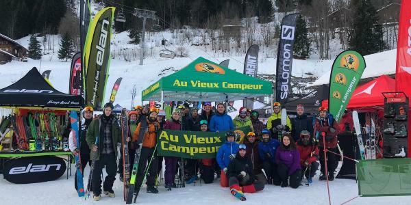 Test matos : ils ont testé les skis de rando !