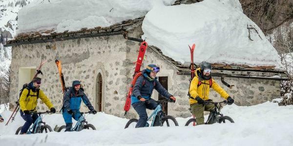 Ski de rando & micro-aventure, inspirez-vous !