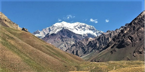 Ascension de l'Aconcagua (6962m) par les Engagés - Partie 1
