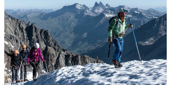 La singularité du massif des écrins pour pratiquer l'alpinisme