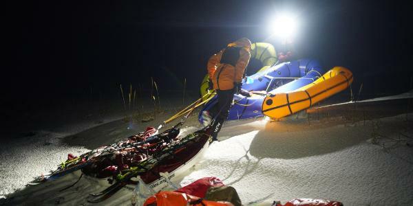 Cap Nord Nuit Polaire : partie 3