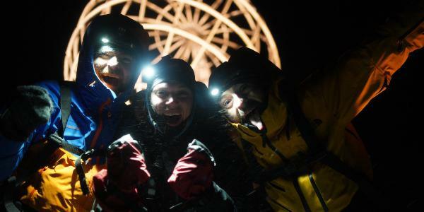 Cap Nord Nuit Polaire : partie 4