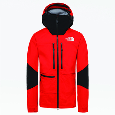 Veste imperméable, respirante et eco-responsable L5 Future Light Summit Series The North Face pour Homme