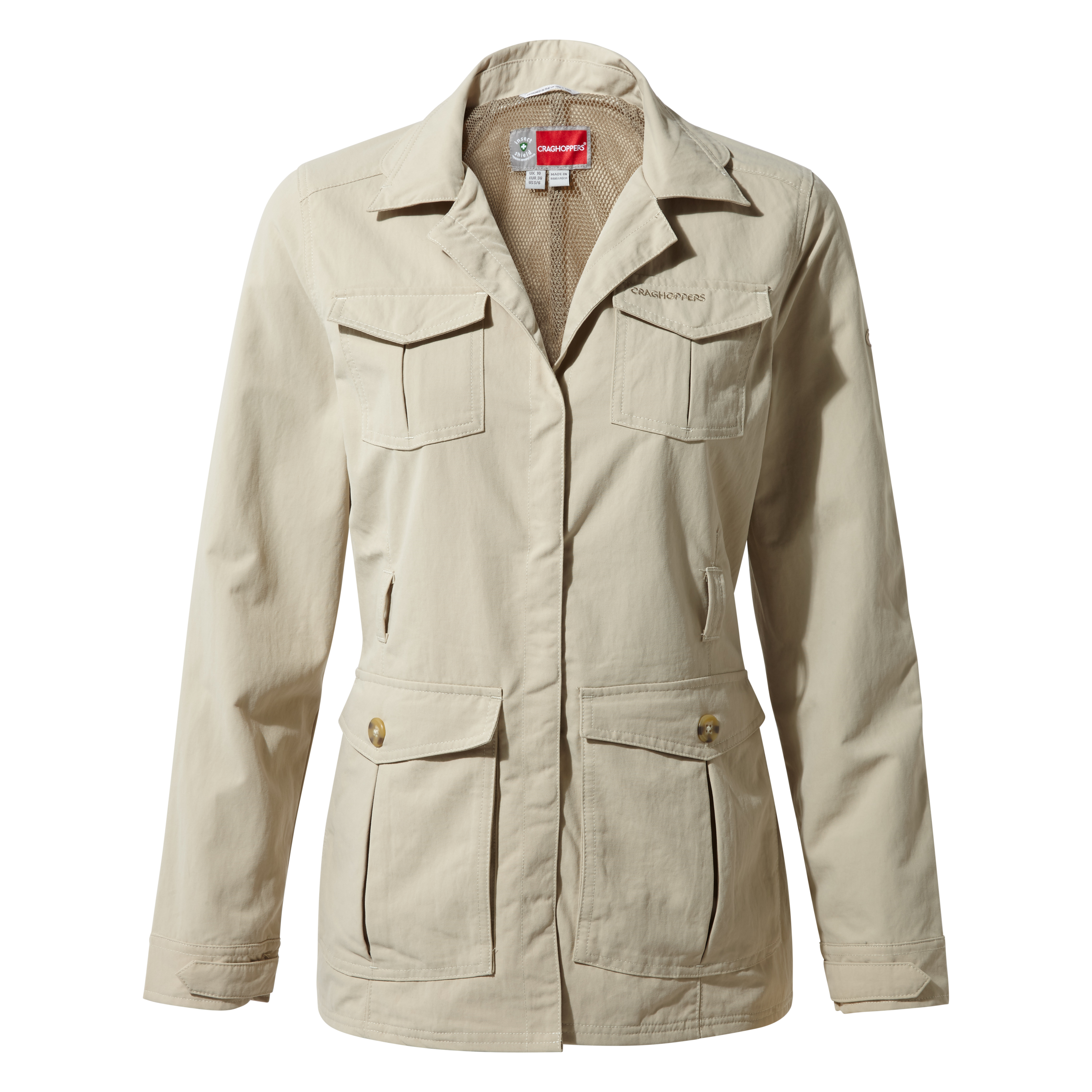 Veste Multipoches Craghoppers Lucca