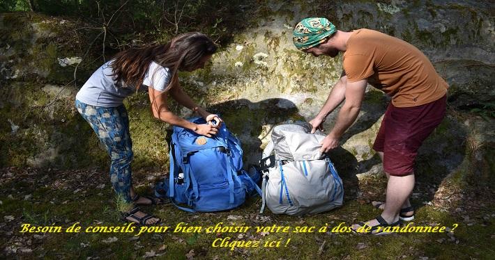 Bien choisir son sac à dos de randonnée