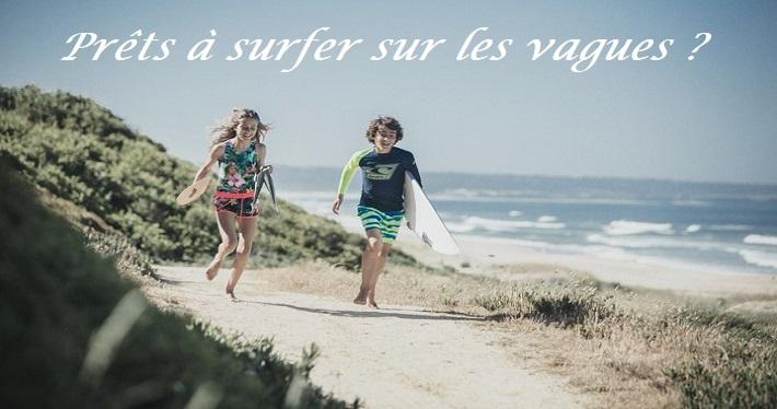 Prêts à surfer sur les vagues ?