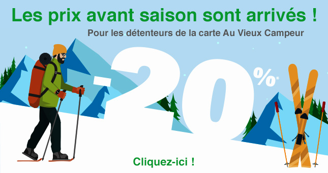 Prix Avans-Saison Hiver 2018