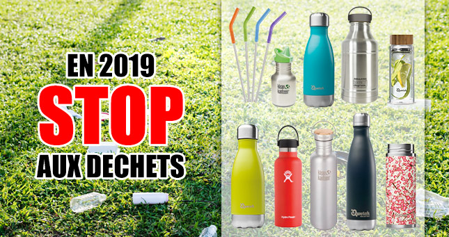2019, Stop dechets