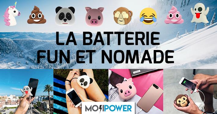 Batteries nomades