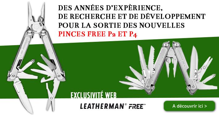 Nouvelles Pinces Free