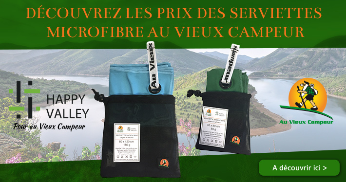 Serviettes Happy Valley