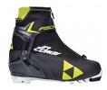 Chaussures de ski nordique et chaussettes