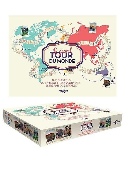GRAND TOUR DU MONDE