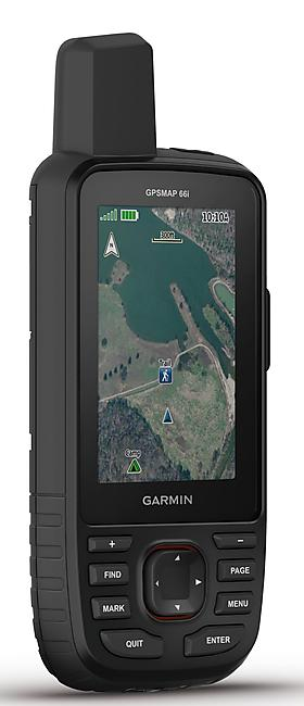 GPS MAP 66i