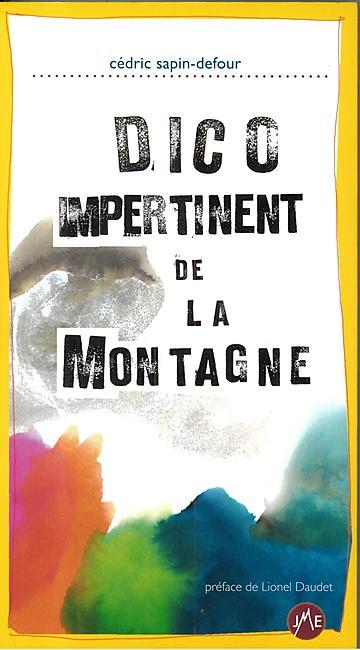 DICO IMPERTINENT DE LA MONTAGNE