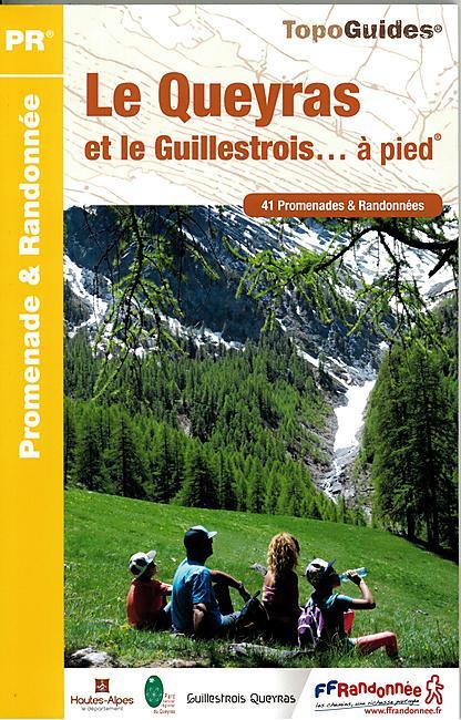 P056 LE QUEYRAS GUILLESTROIS A PIED FFRP