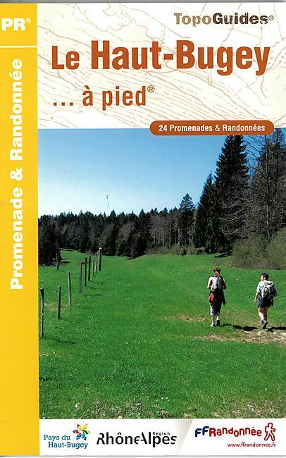 P011 LE HAUT BUGEY A PIED FFRP
