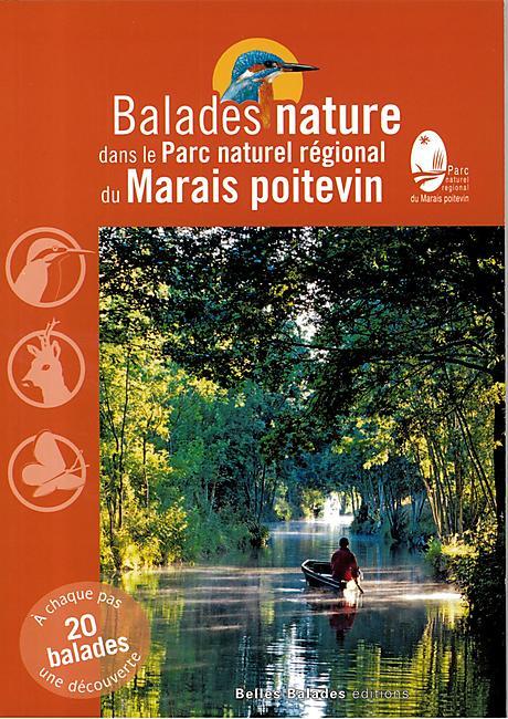 BALADES NATURE P N R MARAIS POITEVIN