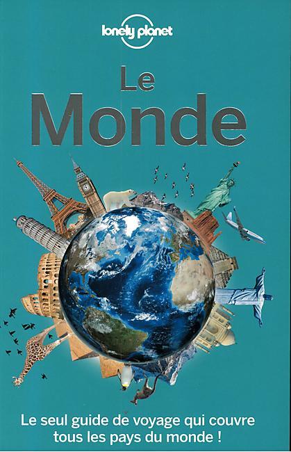 LE MONDE LONELY PLANET EN FRANCAIS
