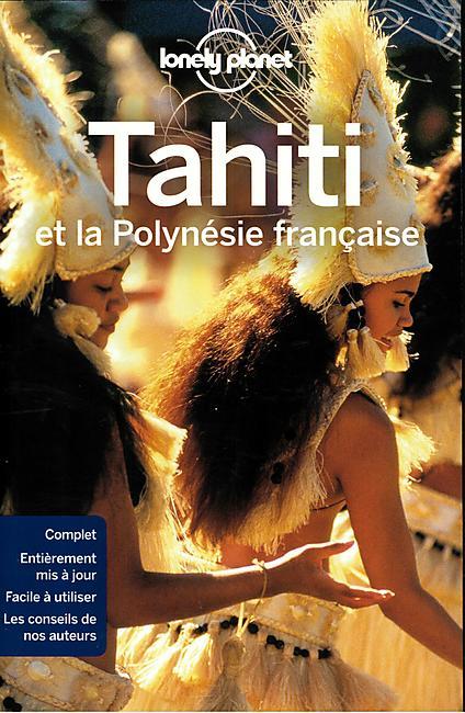 TAHITI LONELY PLANET EN FRANCAIS