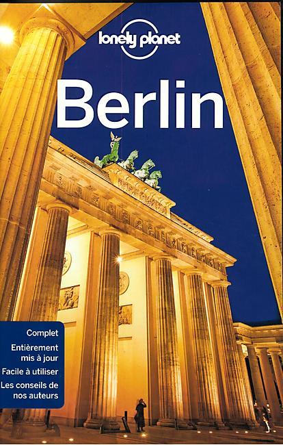 BERLIN LONELY PLANET EN FRANCAIS
