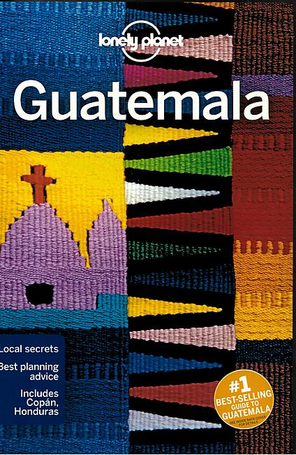 GUATEMALA LONELY PLANET EN ANGLAIS