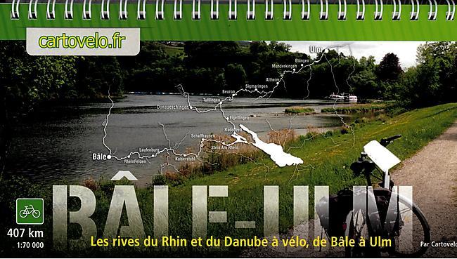 LES RIVES DU DANUBE A VELO DE BALE A ULM