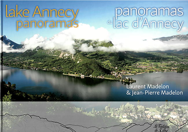 PANORAMA DU LAC D ANNECY