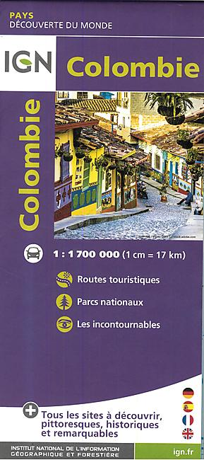 COLOMBIE 1 1 700 000