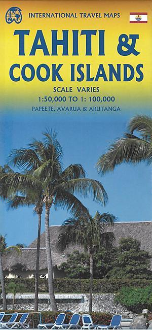 ITM TAHITI COOK ISLANDS 1.100.000