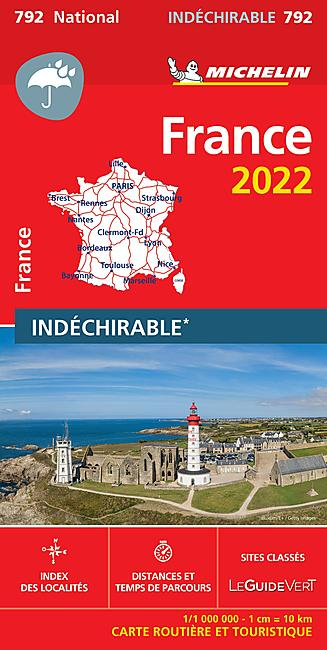 792 FRANCE INDECHIRABLE 1 1 000 000