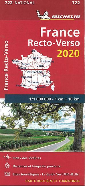 722 FRANCE RECTO VERSO 1.1.000.000