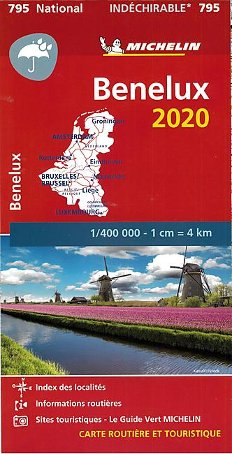 795 BENELUX INDECHIRABLE 1 400 000