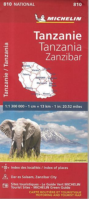 810 TANZANIE 1.1.300.000
