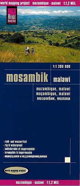 MOSAMBIK 1 1 200 000 E REISE