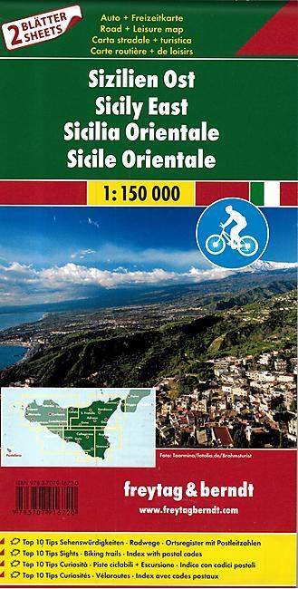 SICILE OUEST + IT VELO 1 150 000 E FREYTAG