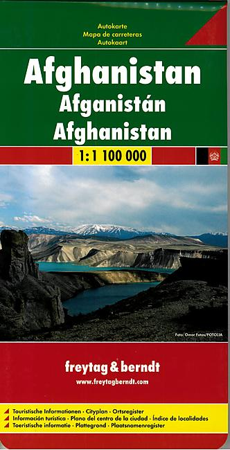 AFGHANISTAN 1.1.100.000 E.FREYTAG