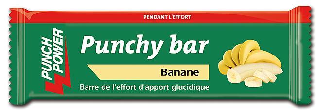 BARRE PUNCHY BANANE NATURELLE