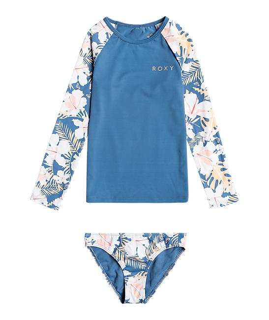 ENSEMBLE SWIM LOVERS T-SHIRT ML ET BAS