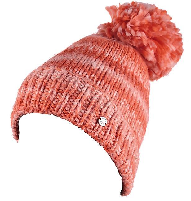 TWISTY HAT BONNET POMPON